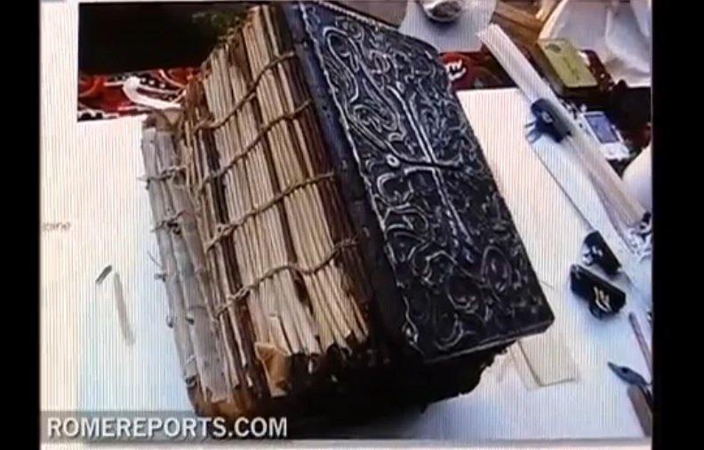 The Worlds First Illustrated Bible is in Ethiopia