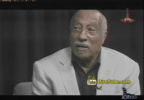 The living Legend and The father of Ethio Jazz - Mulatu Astateka