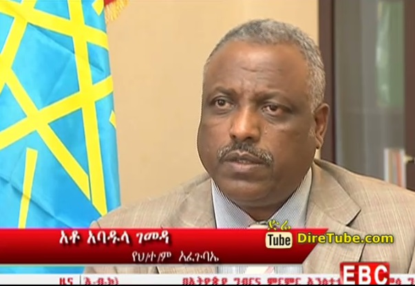 The Latest Amharic News From EBC October 5, 2014