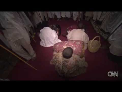 Inside Africa Ethiopia's monolithic churches