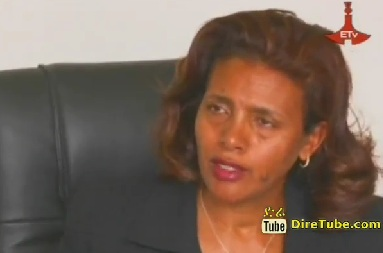 Meet Frehiwot Worku, A Secretariat at Ethiopian Red Cross Association