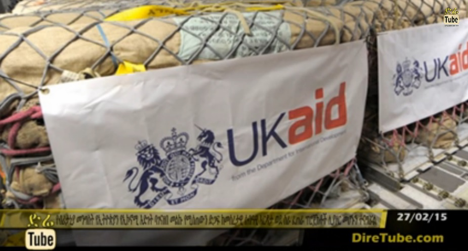 UK support to Ethiopia