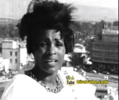 Meri Armide - The First Ethiopian Women That Discovered Modern Hair Style