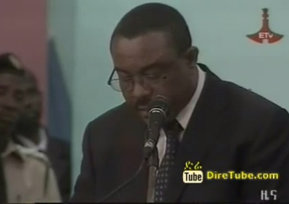 Hailemariam Desalegn arrived in Somalia's capital, Mogadishu