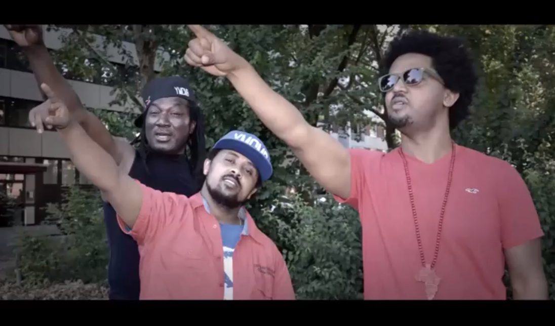 Addis Abaye Ft. Abashi [NEW! Music Video 2015]