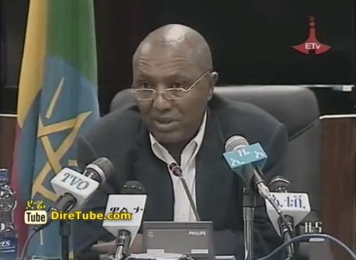 Ethiopia says Meles Zenawi