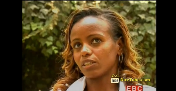 Athlete Marie Dibaba Speaks about her Lost Matches by doping Kenyan athlete