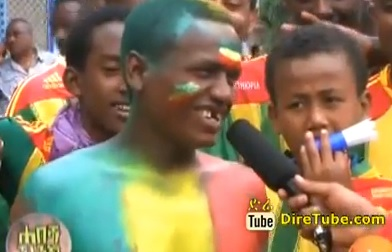 Altegenagnetom - Confusing Interview on Ethiopian Football