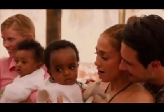 Ethiopian Moment in Jennifer Lopez Movie