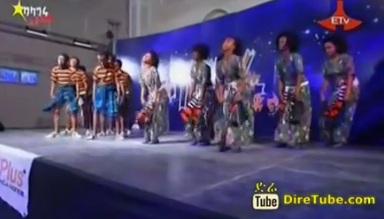 Habesha Dance Contestant Crew - 3rd Audition Addis Ababa