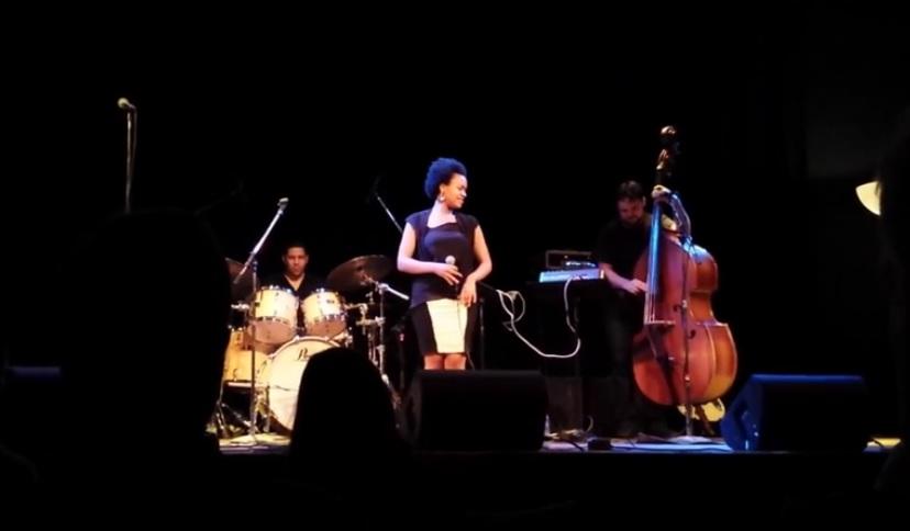 Meklit Hadero - Kemekem (ከመከም) Live Performance @ Cedar Cultural Center - Minneapolis