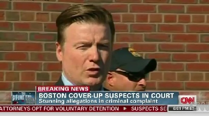 Boston Cover up Suspects in Court