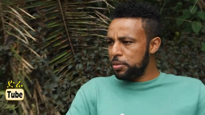 Dawit Estifanos, Player of Ethiopian Coffee Football Club with DireTube