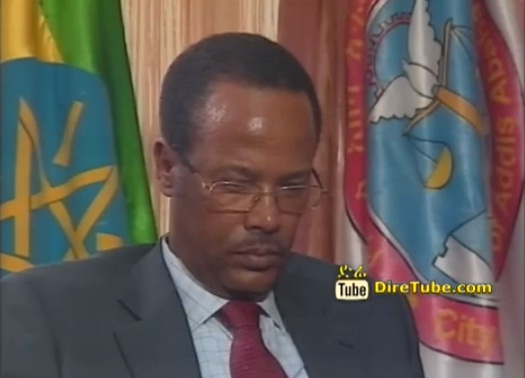 Interview with Addis Ababa City Mayor Kuma Demeksa on Current Issues - 2