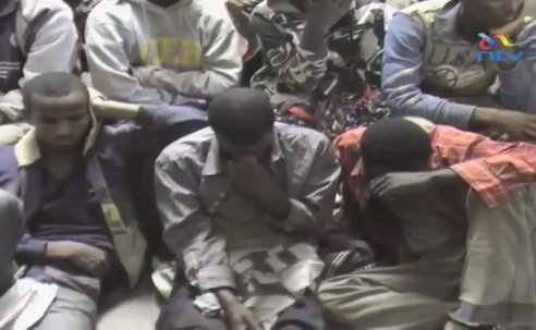 95 Illegal Ethiopian Immigrants Jailed in Kenya