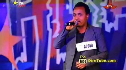 Shemelse Tesfaye Vocal Contestant - 3rd Audition Addis Ababa