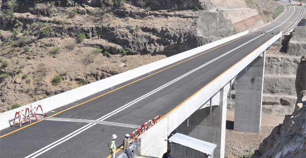 Bridge Passing Over Awash Inaugurated and Opened for Traffic