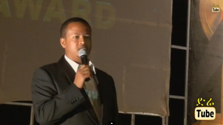 Comedian Abiy (Jammy) Stand-up Comedy at Guma Film Award