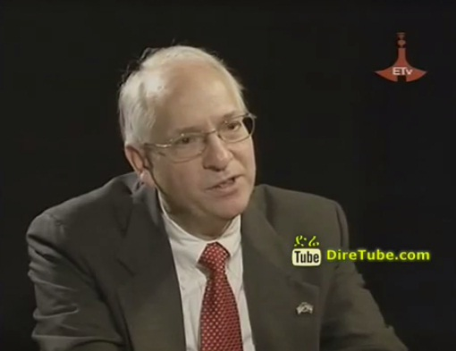 Interview with Donald Booth, US Ambassador to Ethiopia