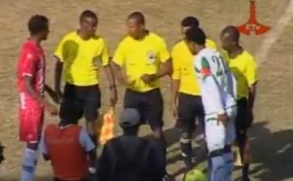 Ethiopian Sport - ETV 8PM Sport News - May 25, 2012