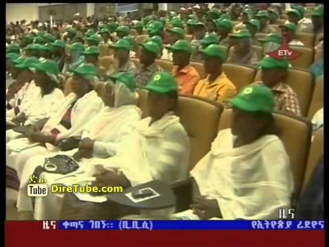 ETV 8PM Full Amharic News - Mar 25, 2012