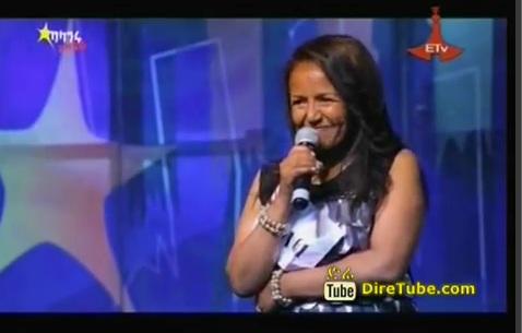 Zeritu Bogale Vocal Contestant, Addis Ababa [Funny]