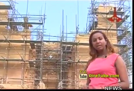 Ancient Yeha Temple in Tigray Region is to be Restored