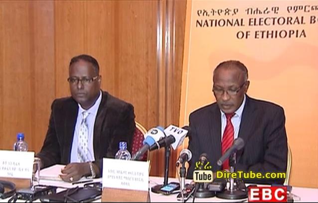 The Latest Amharic Evening News From EBC Jan 29, 2015