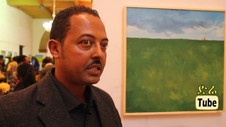 Realistic Art Exhibition by Seifu Abebe @ Taitu Hotel