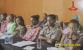 Ethiopian and Eritreans Discuss to Revitalize People to People Ties