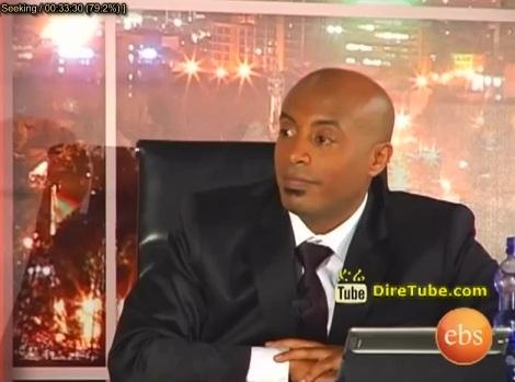 Saifu Fantahun - Special Guests - Haile G-Selassie, Derege and Hailya Tadessa - Part 1