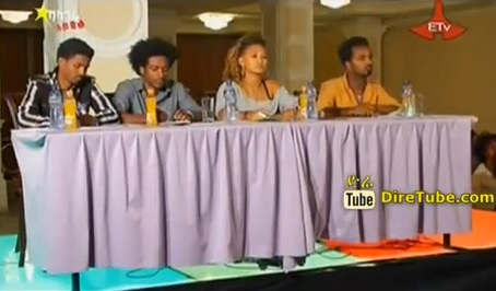 The Latest Balageru Idol Full Show Jan 12, 2014 - 3rd Round Addis Ababa