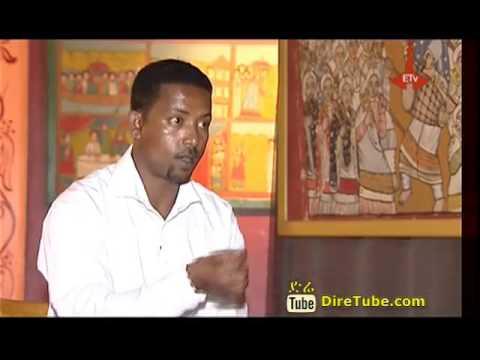 Painting Ethiopian
