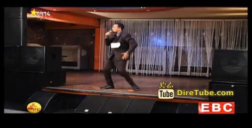 Manwakal H-Eyesus Funny Performance - 4th Round