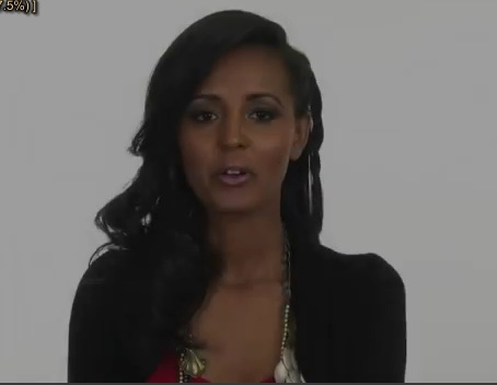 Get to Know The Ethiopian Contests of the Miss Universe 2012