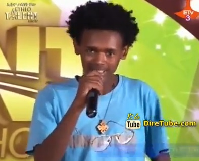 The Latest Ethio Talent Show Sep 08, 2013