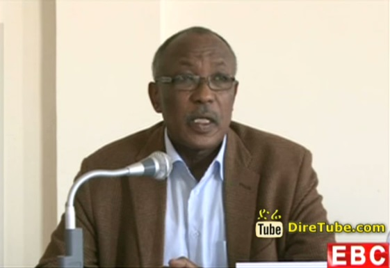 The Latest Amharic Evening News From EBC October 19, 2014