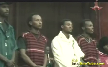 University Students Musical Drama Dedicated to PM Meles