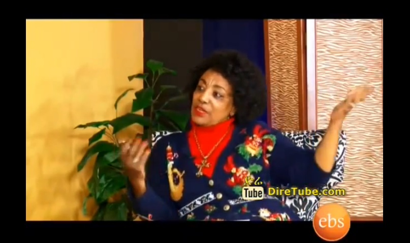 Artist Alemtsehay Wedajo Talks about her Life's Work Part 2