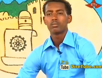 Birhanu Lakebachew - Recount his Life Experiences - Gondar University