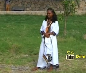 Dershaya Mengsha Dance Contestant Hawassa City