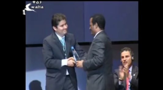 Ethiopia Wins the 2014 Prestigious UN-Habitat Scroll of Honor Award