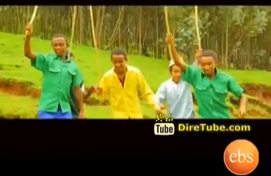Esubalew Yetayew - Hoya Hoye [New! Traditional Amharic Music Video]