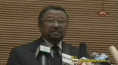 AU Paid Tribute for the Late PM Meles Zenawi