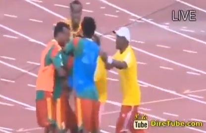 Ethiopia 2 - 1 CAR - All Goals