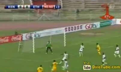 Ethiopia Vs Kenya A Goalless Draw