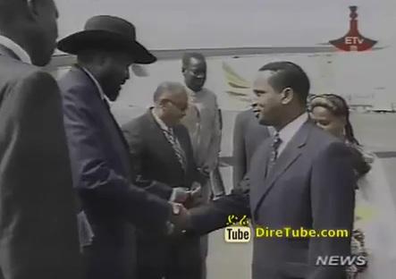AU Golden Jubillee Celebration Start of AU Summit