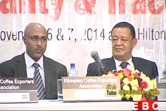 The Latest Amharic Evening News From EBC Nov 6, 2014