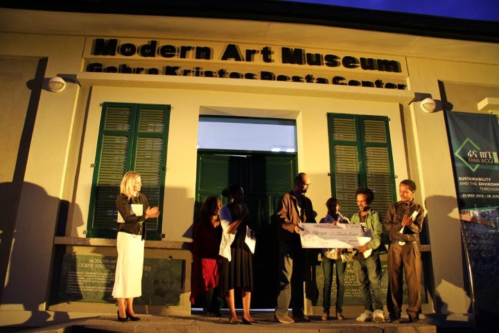 The German Cultural Center in Addis Ababa Goethe-Institute