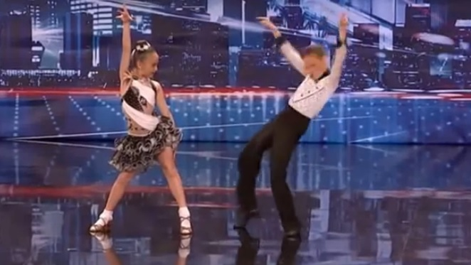 America's Got Talent 2013 - Ruby and Jonas / D'Angelo and Amanda